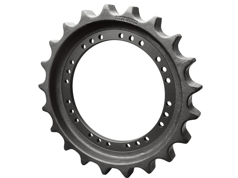 驱动轮-EC360